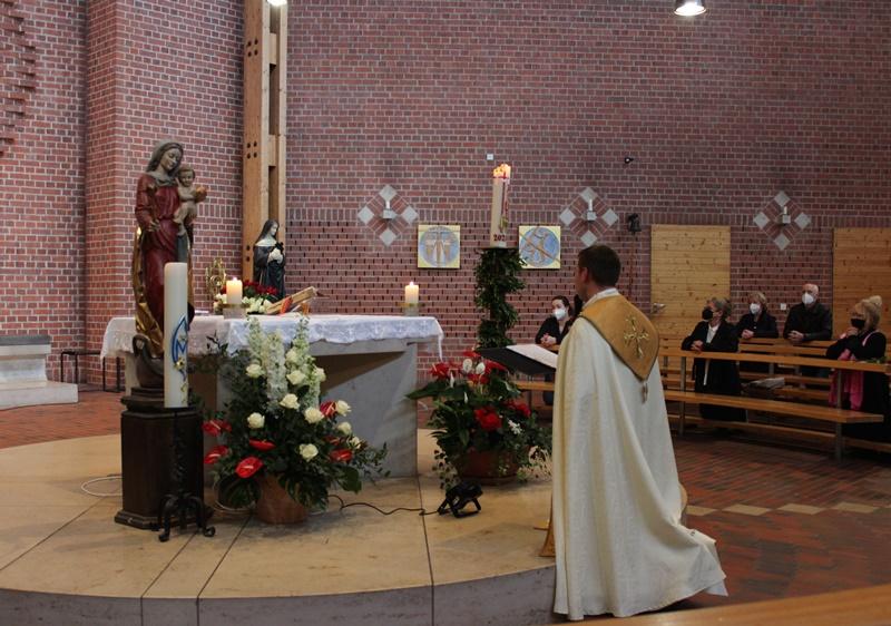 Polska Parafia Katolicka Monachium - 22.5.2021 Nabożeństwo